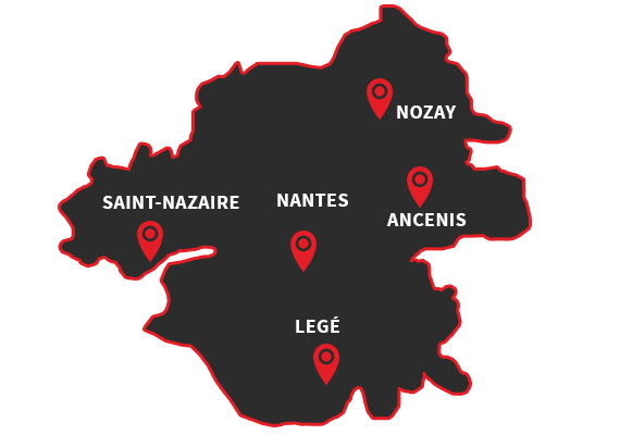 Zone d'intervention